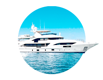 Yachts and Motorboats Rental